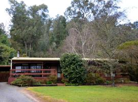 Alrima Lodge, Bright, Bright