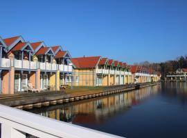 Ferienhaus im Hafendorf Rheinsberg, Rheinsberg
