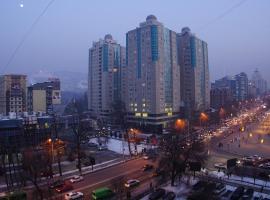 Apartments on Dostyk 6, Almaty