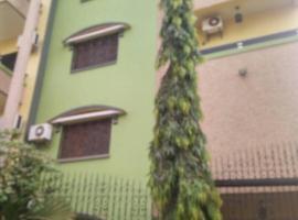 appartement odysée Bastos, Yaoundé