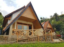Kivu Paradis Resort, Nyamyumba