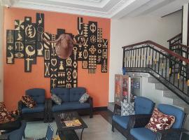 Harbed House Hotel, Kumasi