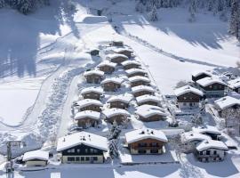 Das Resort Brixen, Brixen im Thale