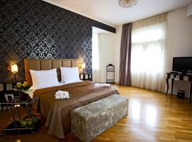 Deminka Palace, Praga