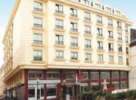 Kent Hotel, Estambul
