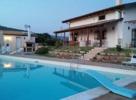 Apartment in countryside villa with pool, Marina di Ragusa