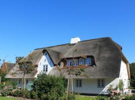 Haus Föhr Ferienwohnung Käptns Hus