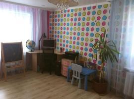 Three-room apartment on Volgogradskaya Street 73, Saransk