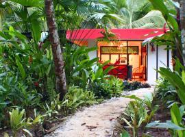 Studio Coral, Punta Uva