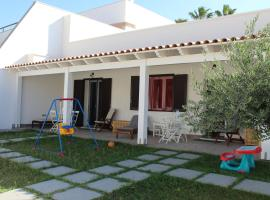 Blue Little House, Mazara del Vallo