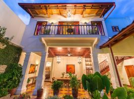 Casa Blanca - Granada, Nicaragua, Granada