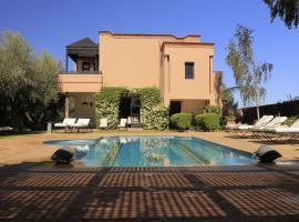 Villa Abalya 24, Marrakech