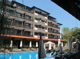 Paradise Green Apartments, Primorsko