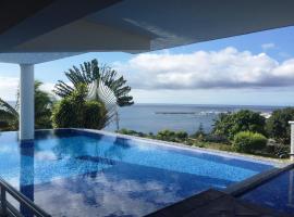 Sea view studio by Tahiti Homes, Papeete