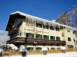 Pension Rainhof, Kitzbühel