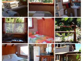 Cabaña Arenas del bosque, Valdivia