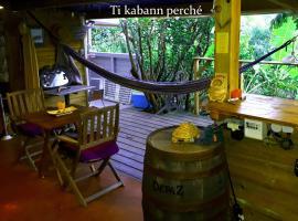 Ti Kabann Perchée, Le Morne-Vert