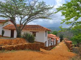 Casa Vertice, Barichara