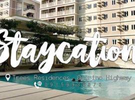Margaret SMDC Staycation, Манила