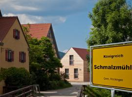 Erlebnis-Käse-Wohlfühl-Hof