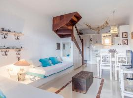 Light Blue Suite, Miasto Mykonos