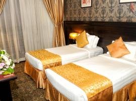 Jewar Al Saqefah Hotel, Medina