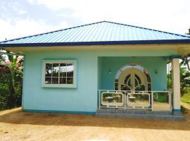Vakantiehuis In Suriname, Domburg