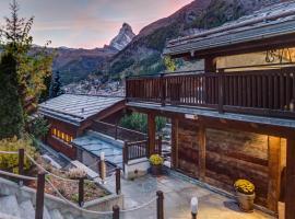 Chalet A la Casa, Zermatt