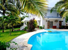 Ile Maurice- Villa Ashwin, Grande Gaube