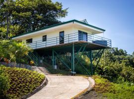 CRT - Villa Vista Hermosa, Куэпос
