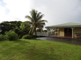 Villa Petit Paradis, Le Carbet