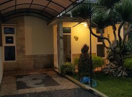 Villa Batoe Residence, Batu