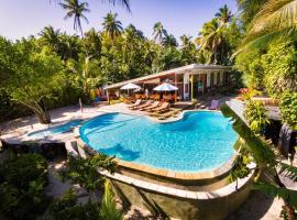 Matanivusi Beach Eco Resort, Serua