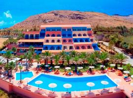 Europa Resort Hotel, Panormos Rethymno