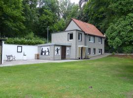 Künstlerhaus am Teich naturnahes Wohnen