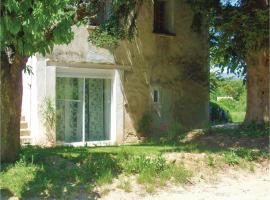 Studio Apartment in Entrechaux, Entrechaux