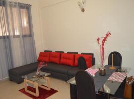 Appartement Mazeh, Abidjan