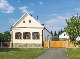 One-Bedroom Apartment in Hagensdorf, Hagensdorf im Burgenland