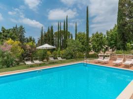 Villa Campana, Asciano