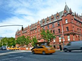 HI NYC Hostel, Nowy Jork