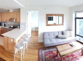 Best in Brooklyn- Private Two Bedroom in New Luxury elevator building, Бруклин