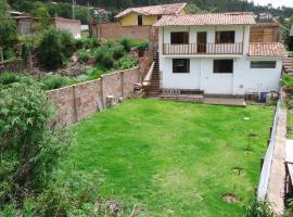 Small House Santa María, Cuzco