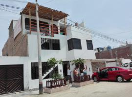 Hospedaje Washiperu, Punta Hermosa