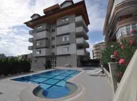 Mimoza Apartment, Alanya