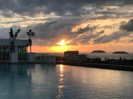 Sunset Seaview Vacation Condos @ Infinity Avenue, Kota Kinabalu