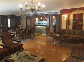 Luxurious apartment in Sheraton Heliopolis, El Cairo