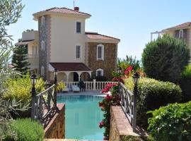 Baris Incekum Lux Villa, Alanya