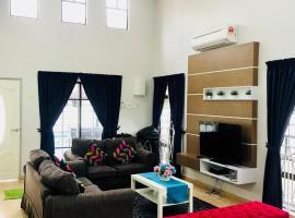 Charming villa muslim 950 @ alor gajah, Melaka