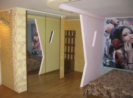 Уютная квартира ФЕНТЕЗИ, Krivoy Rog
