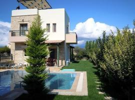 Villa Eleni, Pitsidia